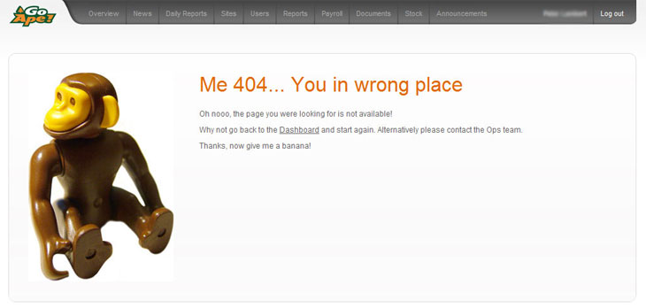 I do enjoy 404lolz